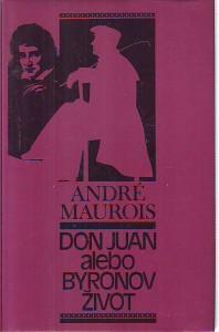náhled knihy - Don Juan alebo Byronov život