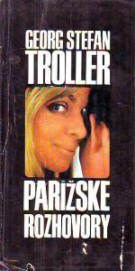 náhled knihy - Parížske rozhovory