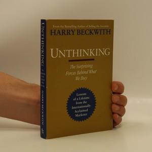 náhled knihy - Unthinking