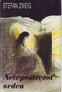náhled knihy - Netrpezlivosť srdca