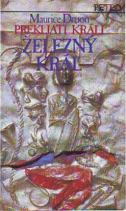 náhled knihy - Prekliati králi 1. Železný král'
