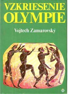 náhled knihy - Vzkriesenie Olympie