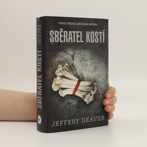 náhled knihy - Sběratel kostí