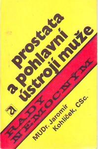 náhled knihy - Prostata a pohlavní ústrojí muže