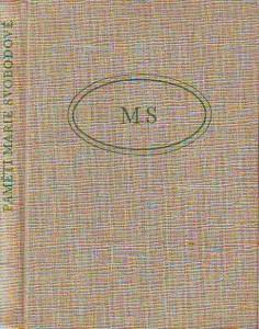 náhled knihy - Paměti Marie Svobodové