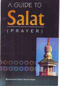 náhled knihy - A Guide to Salat (Prayer)