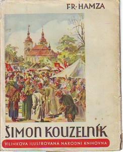 náhled knihy - Šimon kouzelník
