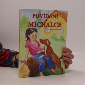 náhled knihy - Povídání o Michalce