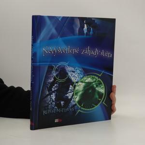 náhled knihy - Nevysvětlené záhady světa