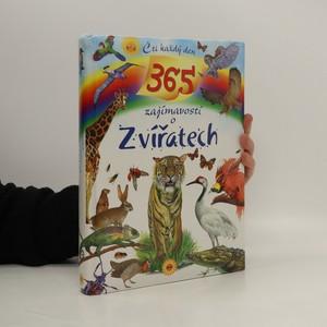 náhled knihy - 365 zajímavostí o zvířatech
