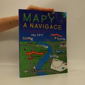 náhled knihy - Mapy a navigace. Pro děti