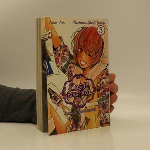 náhled knihy - Každá jsme jiná - Kanodžoiro no kanodžo. 3. díl
