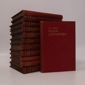náhled knihy - Sebrané spisy Svatopluka Čecha (viz foto, 12 svazků)
