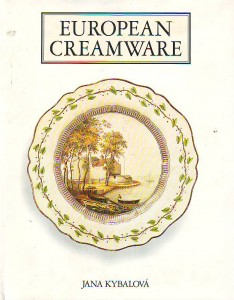 náhled knihy - European Creamware