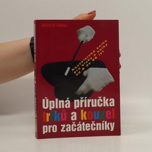 náhled knihy - Úplná příručka triků a kouzel pro začátečníky