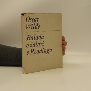 náhled knihy - Balada o žalári v Readingu (slovensky)
