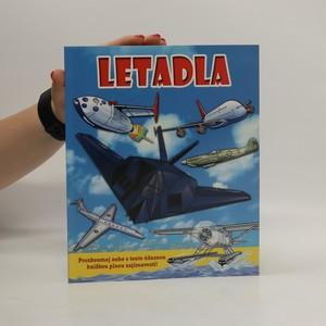 náhled knihy - Letadla : prozkoumej nebe s touto úžasnou knížkou plnou zajímavostí
