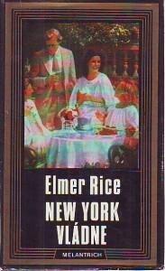 náhled knihy - New York vládne
