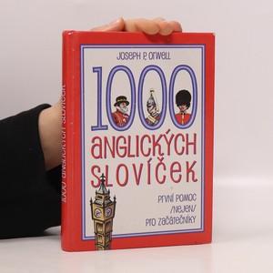 náhled knihy - 1000 anglických slovíček : První pomoc (nejen) pro začátečníky
