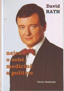 náhled knihy - David Rath nejen o sobě, medicíně a politice