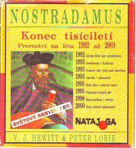 Nostradamus.  Konec tisíciletí, proroctví na léta 1992 – 2001