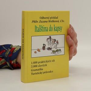 náhled knihy - Italština do kapsy