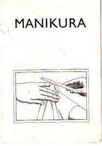 náhled knihy - Manikura