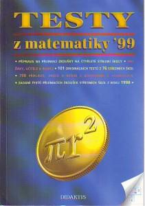 Testy z matematiky '99