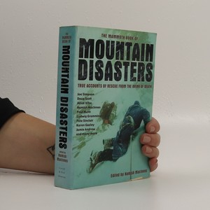náhled knihy - Mountain Disasters