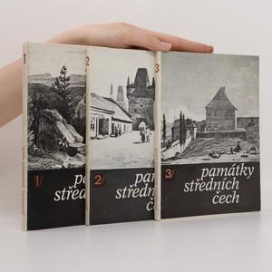 náhled knihy - Památky středních Čech 1-3 (3 svazky)