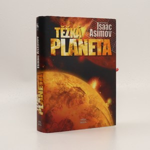 náhled knihy - Těžká planeta