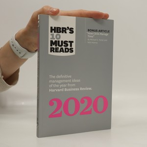 náhled knihy - HBR's 10 Must Reads 2020. The Definitive Management Ideas of the Year from Harvard Business Review