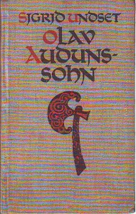 náhled knihy - Olav Audunssohn