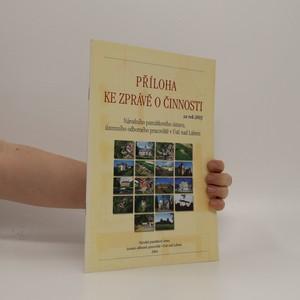 náhled knihy - Příloha ke zprávě o činnosti za rok 2003: Národní památkový ústav