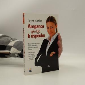 náhled knihy - Arogance jako klíč k úspěchu