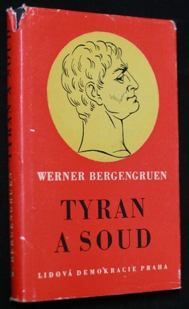 náhled knihy - Tyran a soud