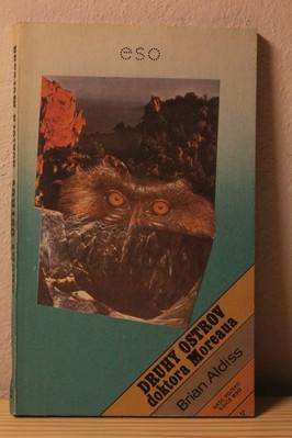 náhled knihy - Druhý ostrov doktora Moreaua