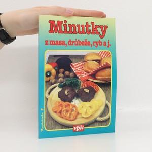 náhled knihy - Minutky z masa, drůbeže, ryb a j.