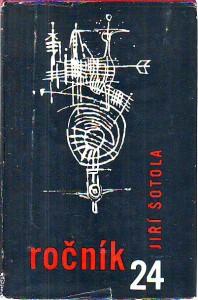 náhled knihy - Ročník 24. Výbor z veršů 1944 - 1960
