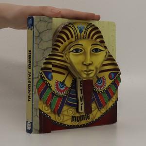 náhled knihy - Mumie: leporelo