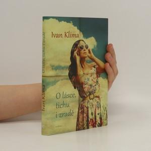 náhled knihy - O lásce, tichu i zradě