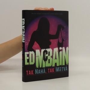 náhled knihy - Tak nahá, tak mrtvá
