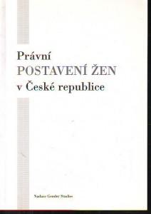 náhled knihy - Právní postavení žen v České republice