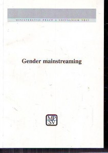 náhled knihy - Gender mainstreaming