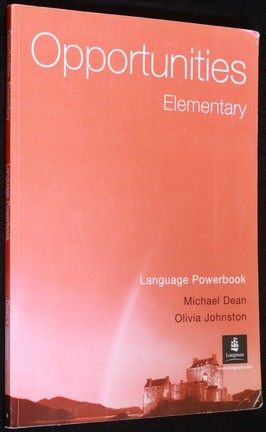 náhled knihy - Opportunities Elementary: language powebook