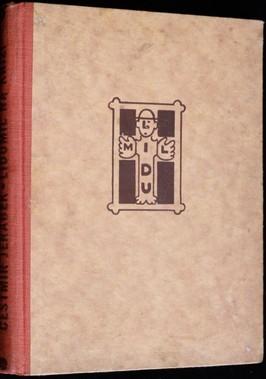 náhled knihy - Lidumil na kříži : detektivní příběh