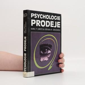náhled knihy - Psychologie prodeje