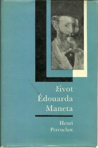 náhled knihy -  Život Edouarda Maneta