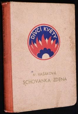 náhled knihy - Schovanka Zdena