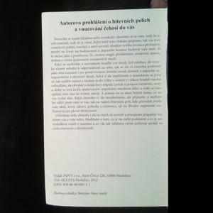 antikvární kniha Váza živých květin paní Říhové, 2012